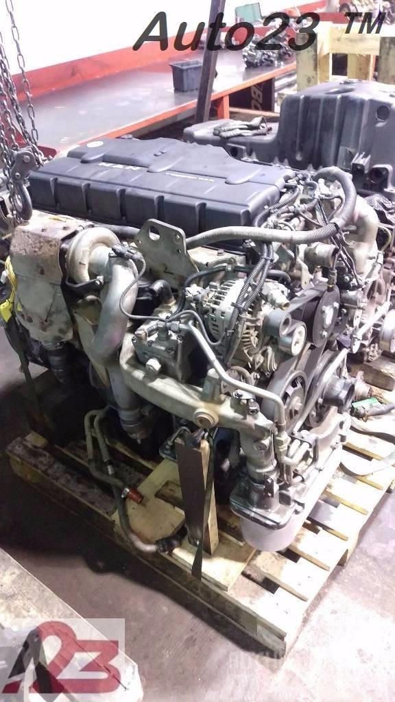 [Other] Silnik MAN D0836LFL64 Euro5 290km MAN TGM TGL TGL