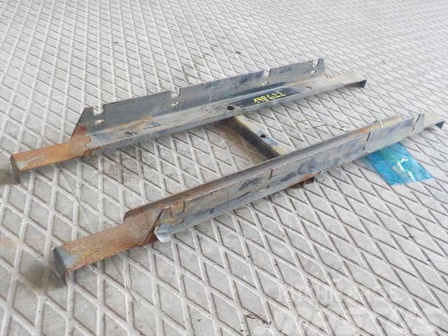 DAF XF105 Battery box bracket 1725659