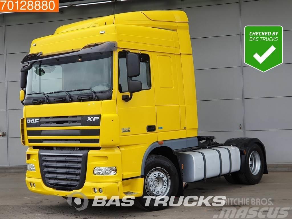 DAF XF105.460 4X2 SC Euro 5