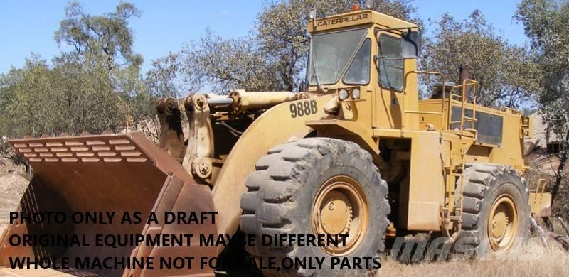 Caterpillar WHEEL LOADER 988B ONLY FOR PARTS
