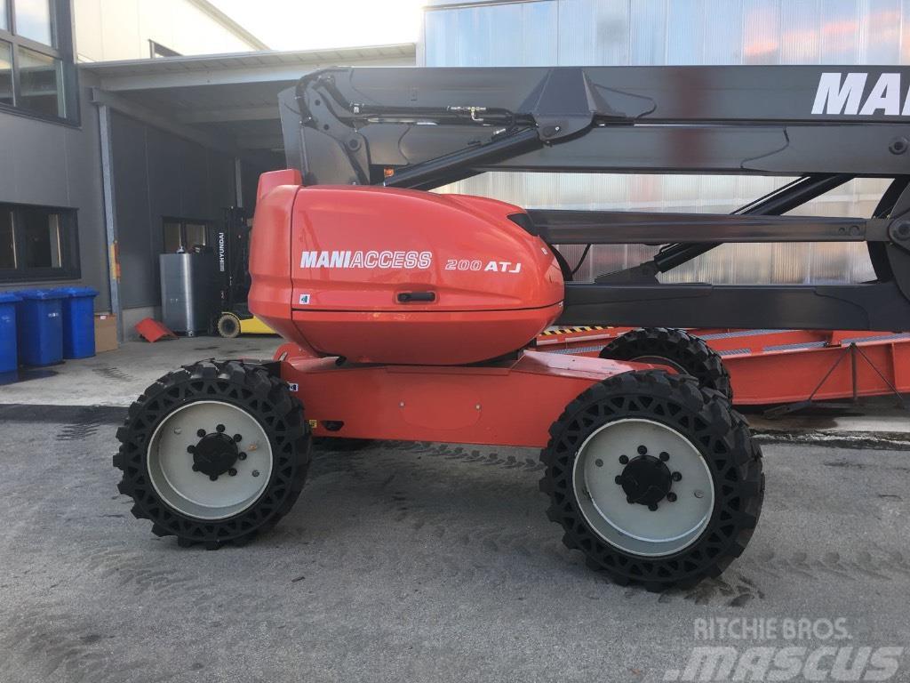 Manitou 200ATJ, new, endless rotating, swing axle