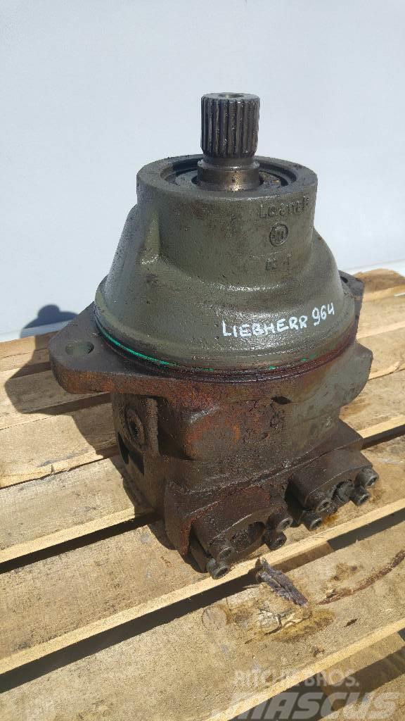 Liebherr 964 Silnik Motor FMF 250