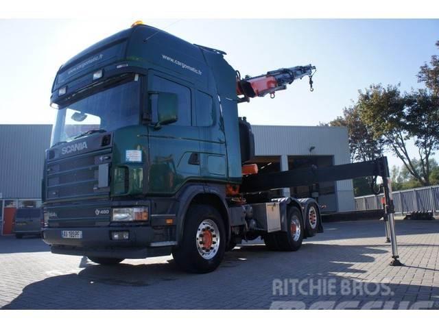 Scania 164-480 / MANUAL / RETARDER / FASSI F380B-420BXP.2