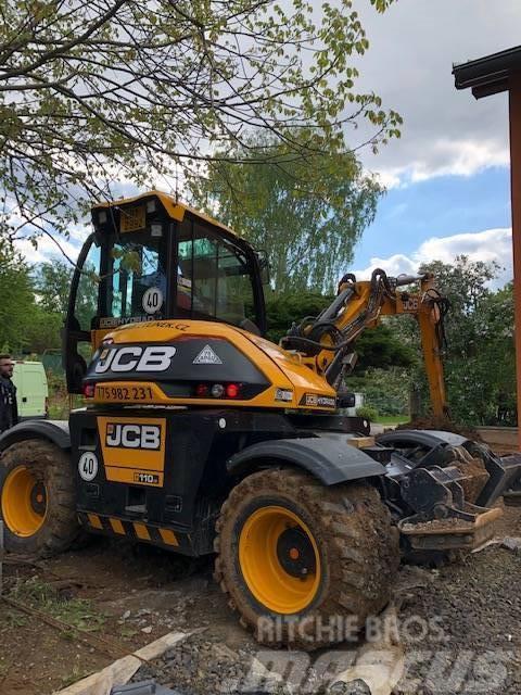 JCB Hydradig Excavator