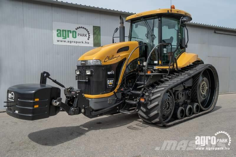 Caterpillar Challenger MT765 (7435 hours) 16/4 Powershift