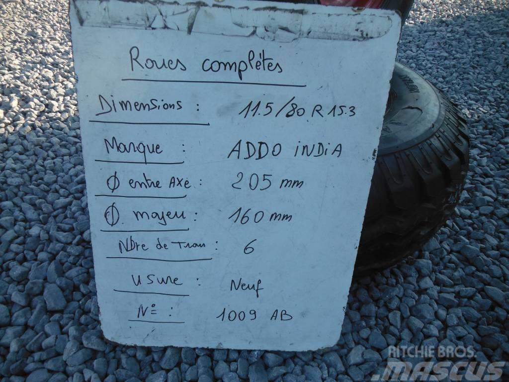[Other] ADDO INDA 11.5/80R15.3 1009 AB