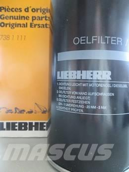 Liebherr #7381111 OIL FILTER