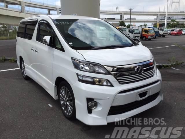 Toyota Velfire ANH20W