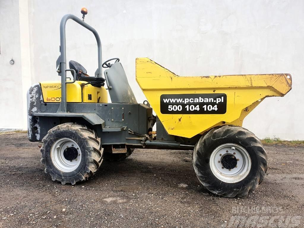 Wacker Neuson 6001 - 6t - rz13
