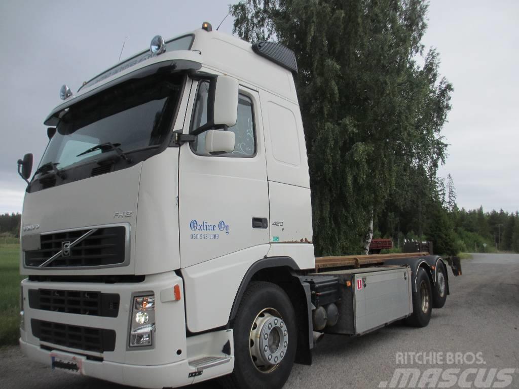 Volvo FH12 6x2 0-laite