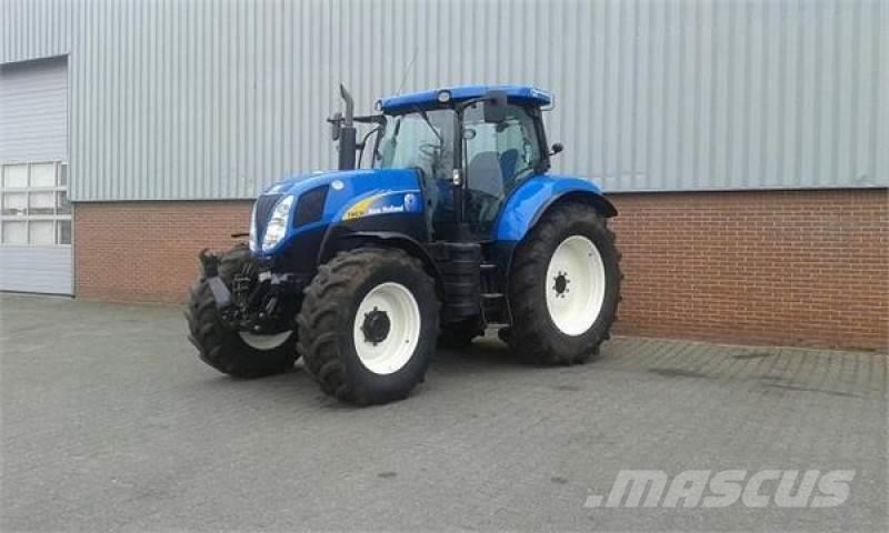 New Holland T6030RC 4WD TRACTOR