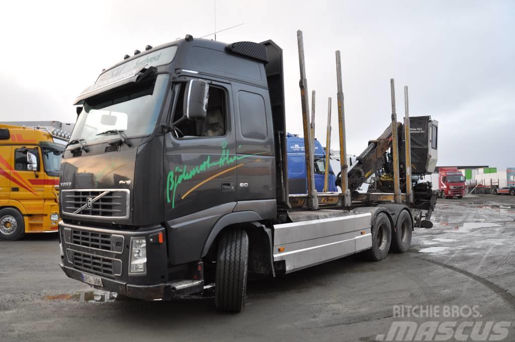 Volvo FH16 6x4 610