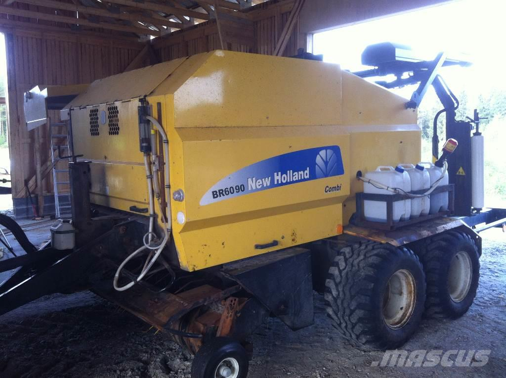 New Holland BR 6090 Combi