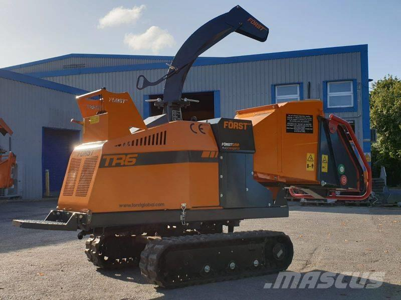 Forst TR6 - 1356 hours