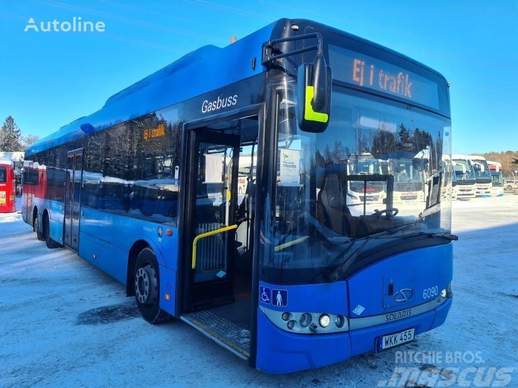 Solaris Urbino 15 CNG city bus 2010