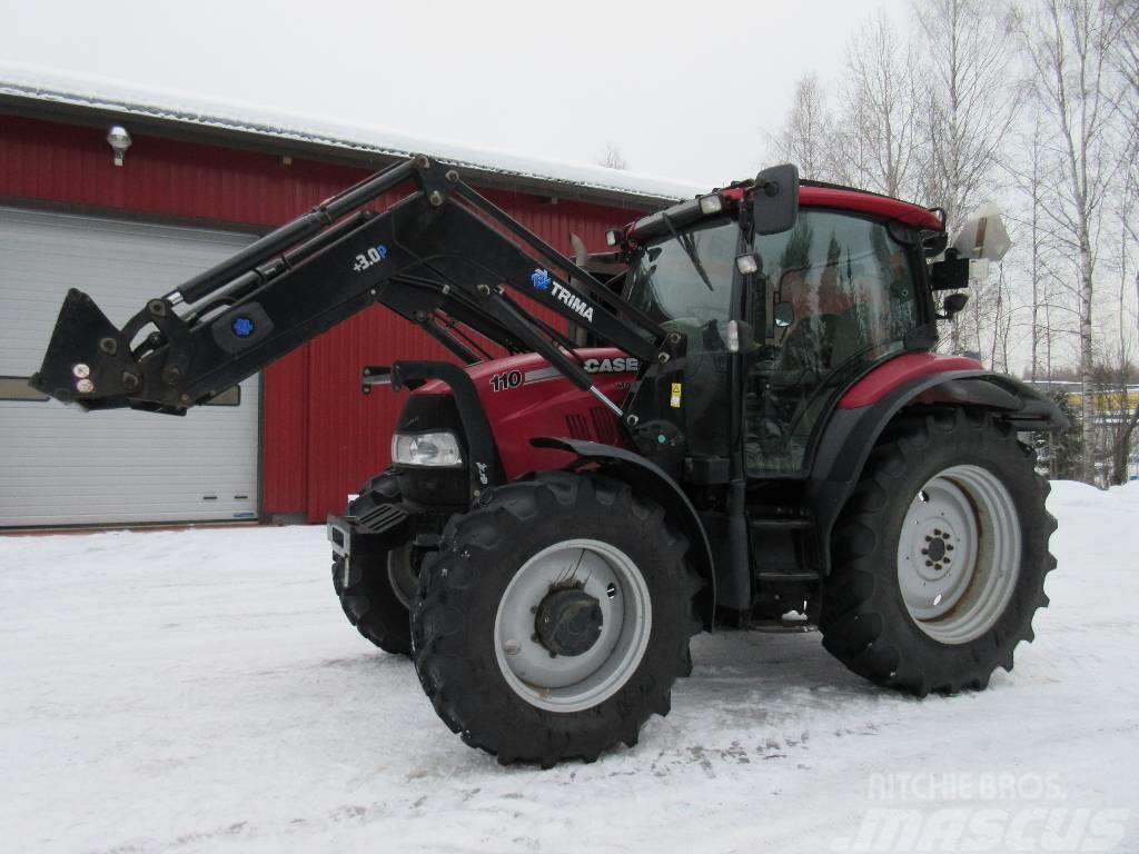 Case 50 Tractor : Used case ih maxxum km tractors year price