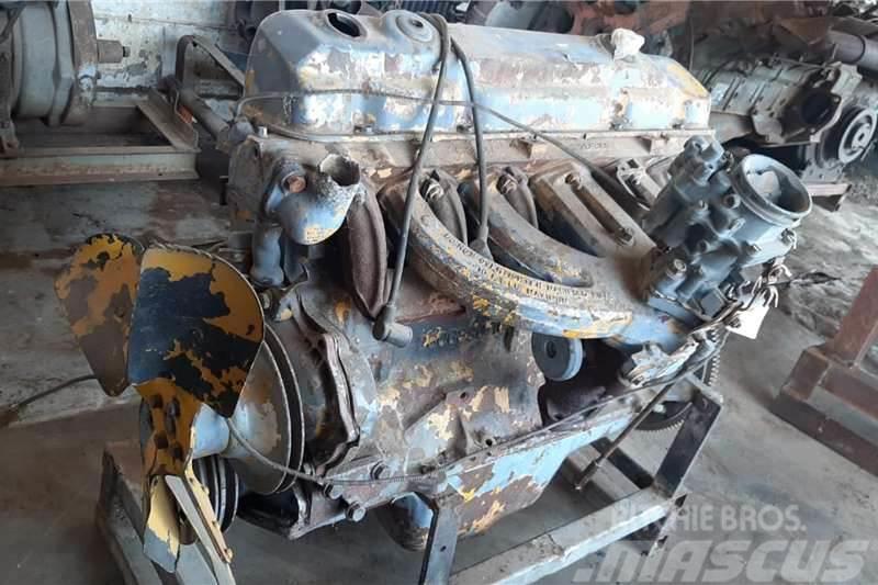 Chrysler Valiant 170 Slant Six Engine