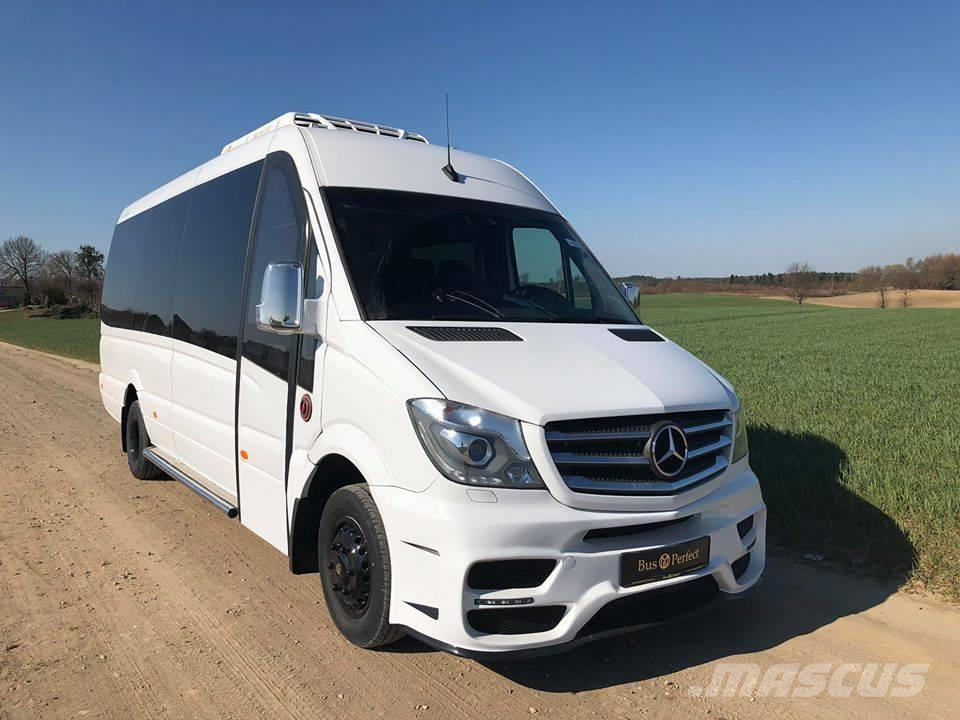 Mercedes Benz Sprinter >> Mercedes Benz Sprinter 519cdi 2019 Mb Busperfect Platinum 19 1 1