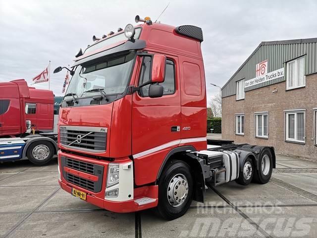 Volvo FH 420 6X2 i-Shift | Reifen 80-90%