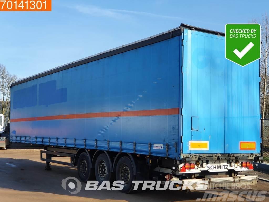 Schmitz Cargobull S01 2.000 kg Taillift 3 axles Schmitz Safety Roof