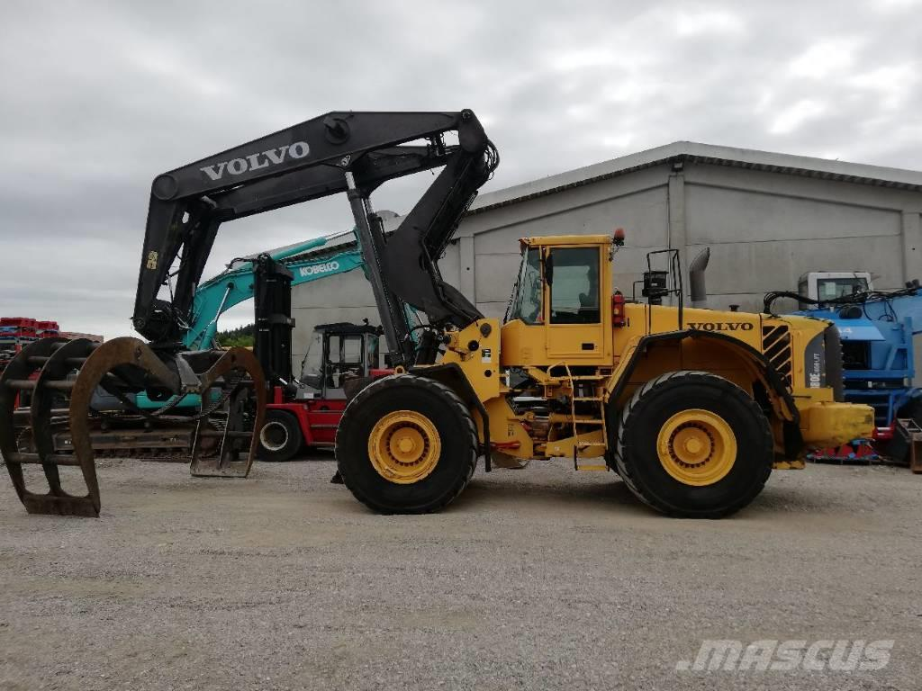 Volvo L 180 E HL High Lift