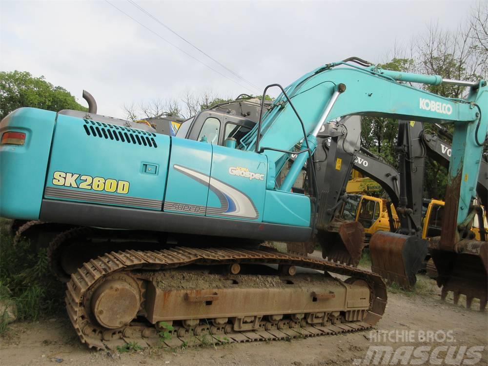 Kobelco SK 200-8