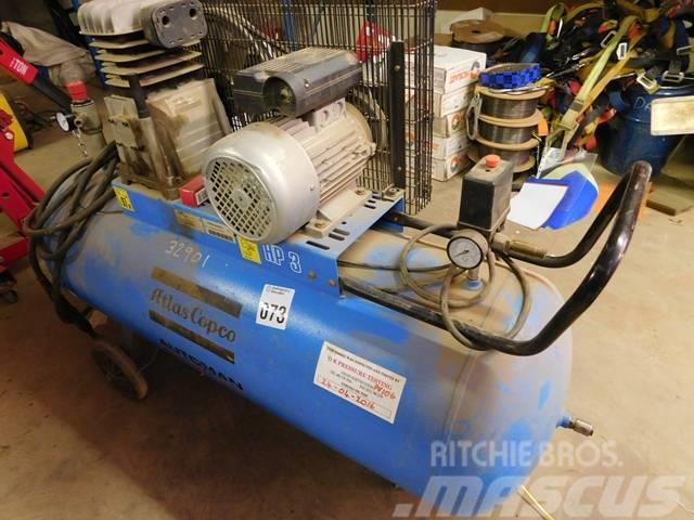 Atlas Copco Automan HP3 Compressor