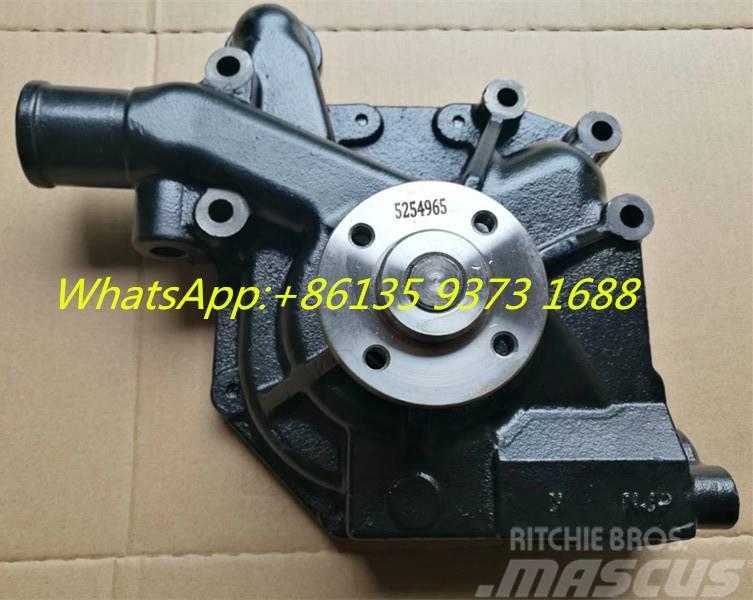 Cummins Qsb3.3 Water Pump 4955733 5301479 4981207 5254965