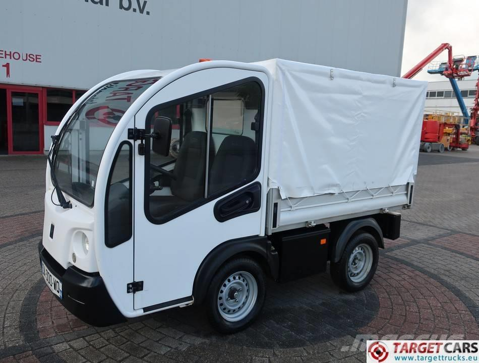 Goupil G3 UTV Electric Utility Closed Box Van, 2013