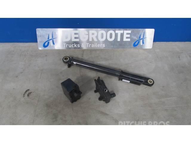 Mercedes-Benz Cylinder Cabine 0025531005