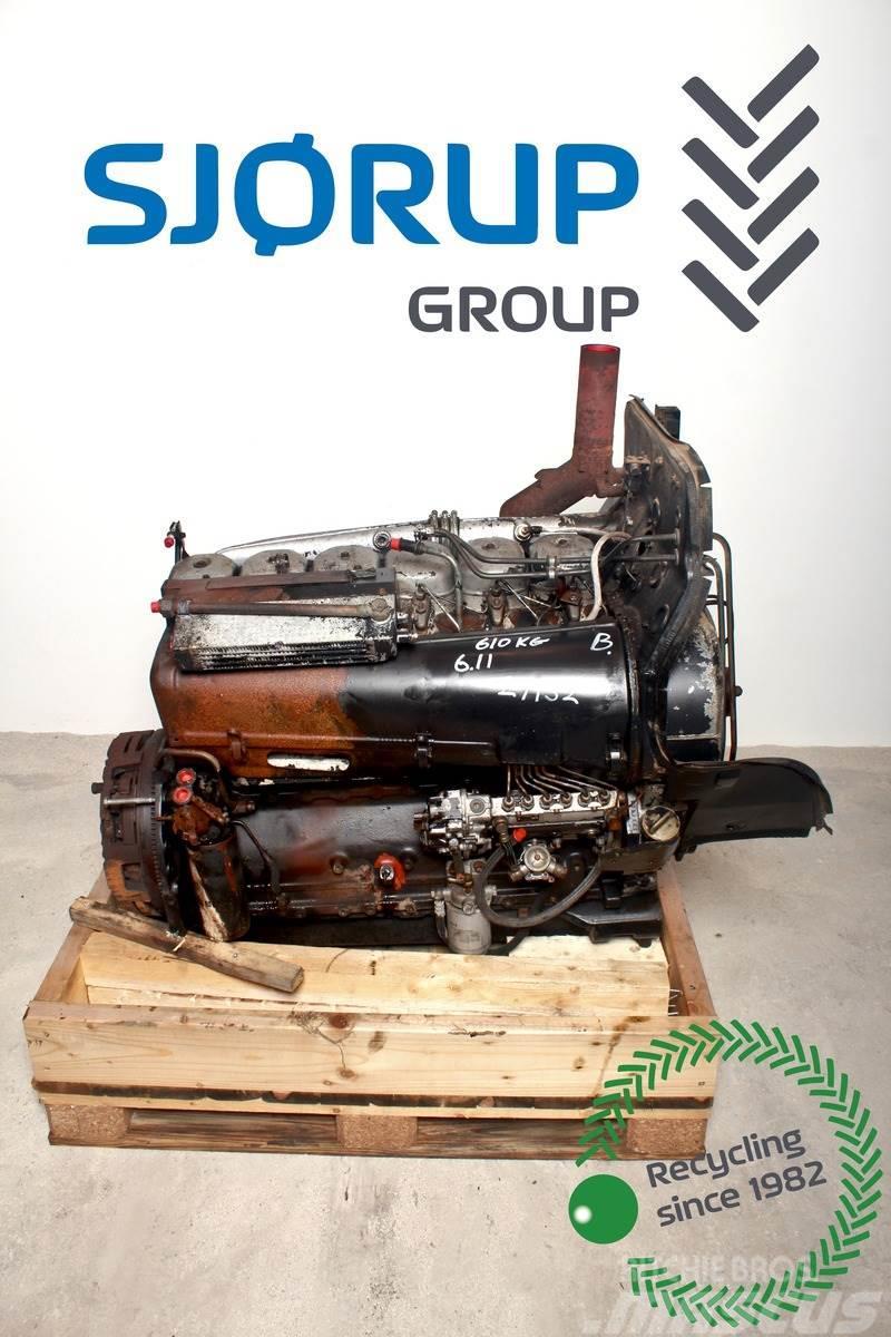 Deutz-Fahr Agrostar 6.11 Engine