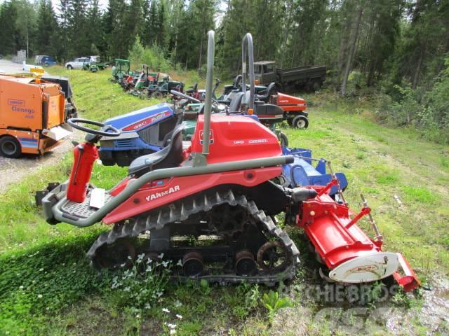 Yanmar AC-10 diesel Ufo, traktori