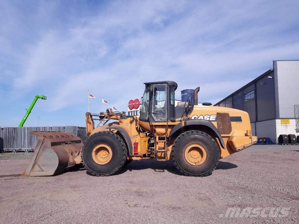 Case 921e wheel loaders price 51 648 year of for Avis e case construction