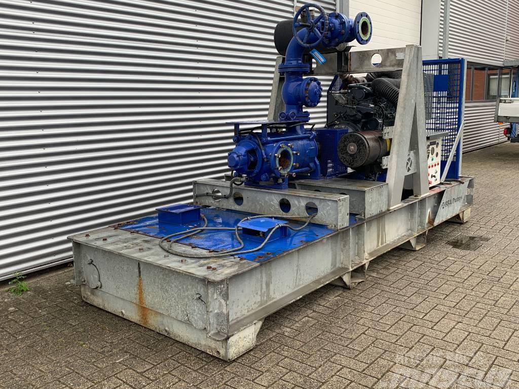 Ritz HP49 with Deutz Engine