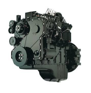 Cummins L Series Engine for Vehicles/Vessels/Machines, Motorer