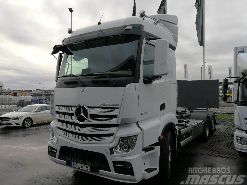 Mercedes-Benz Actros 2551L Lagab