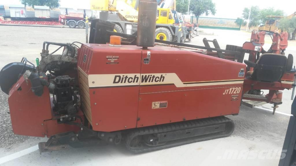 Used Ditch Witch Jt 1720 Horizontal Tunnel Boring