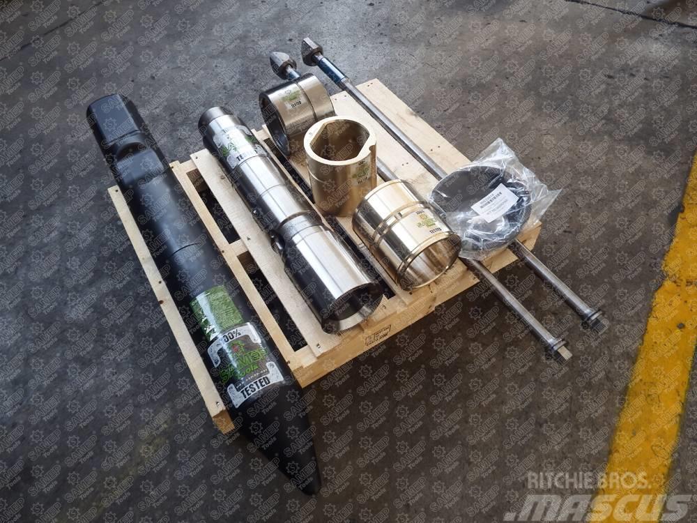 Montabert V 45 - Spare Parts