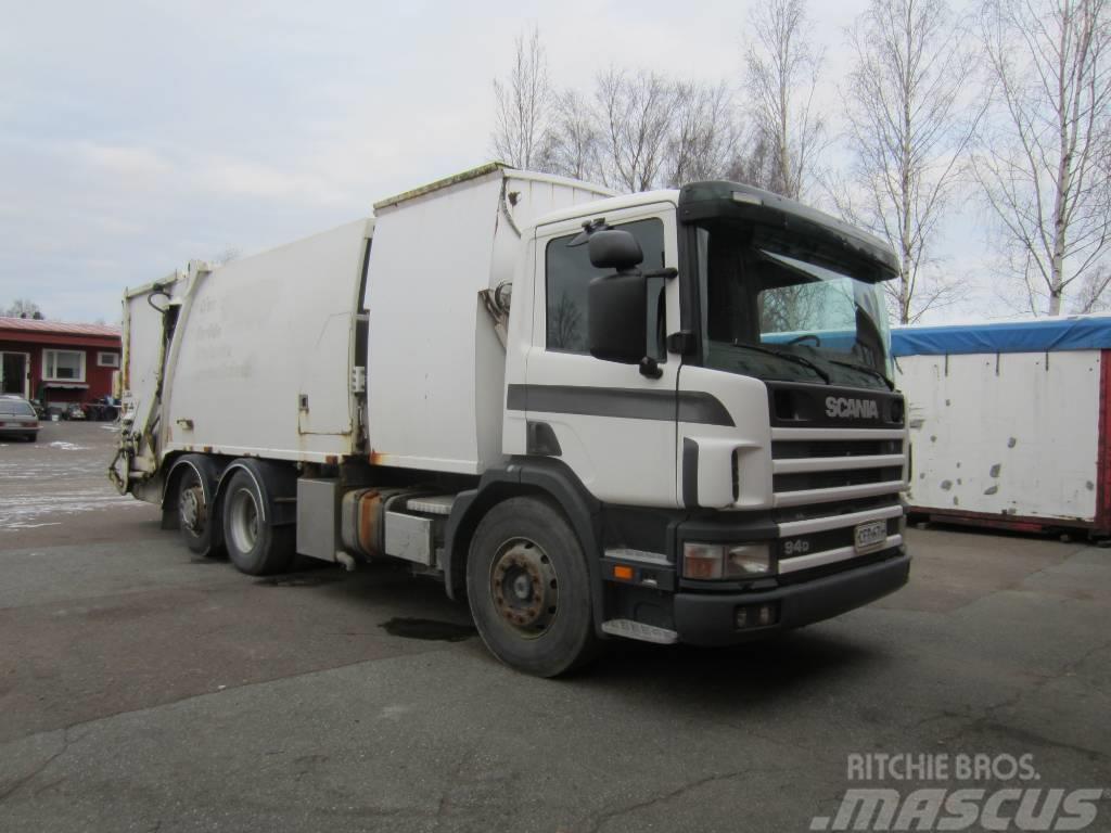 Scania P 94 DB -B-6X2 3700