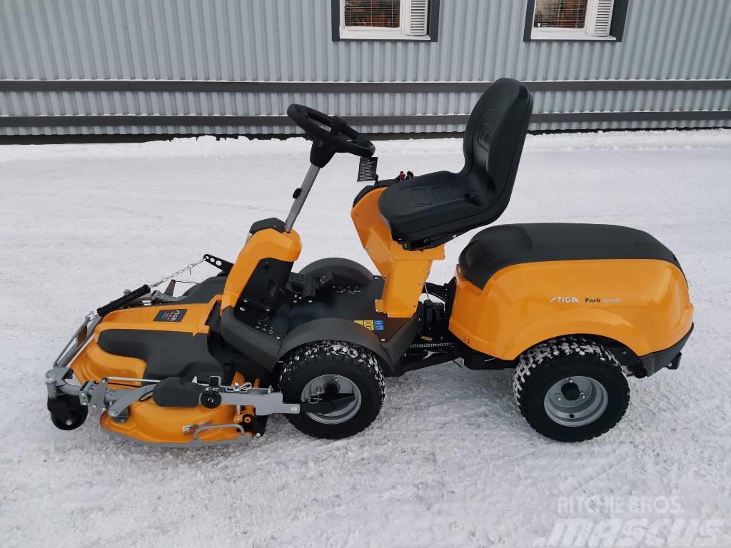 Stiga Park 620 PW + 100QF leikkuulaite KYSY TARJOUS