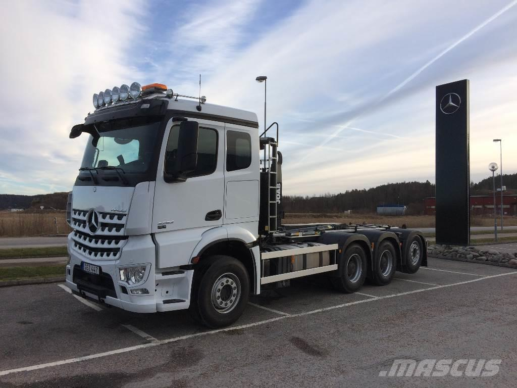 Mercedes-Benz Arocs 3253L Demobil