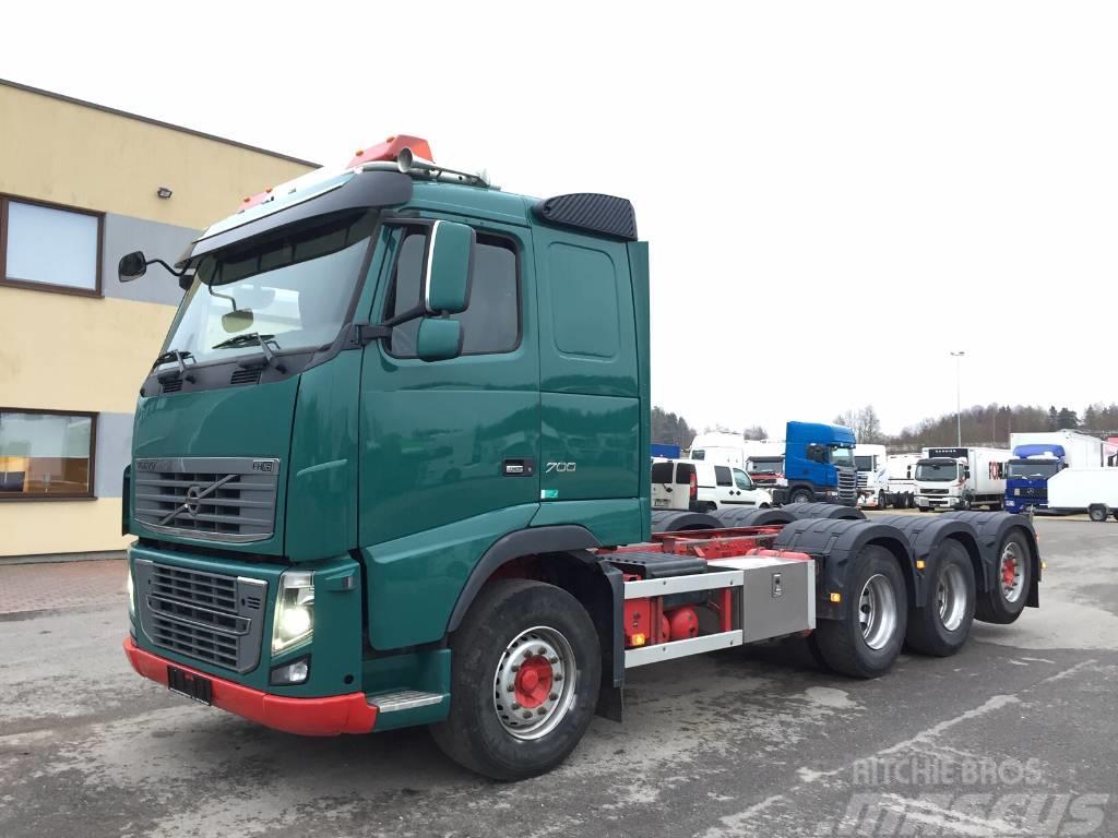 Volvo FH700 8x4+EURO5+RETARDER