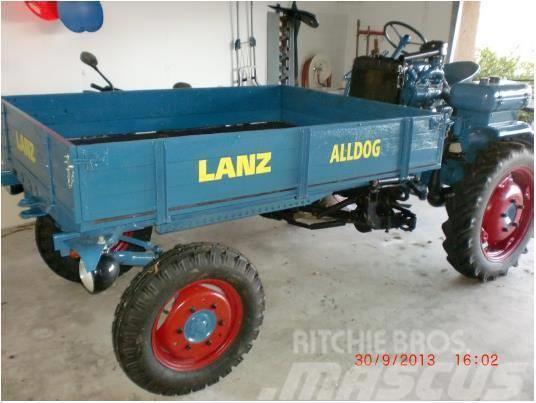Lanz-Bulldog Alldog