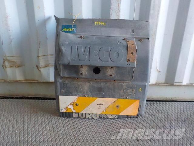Iveco Stralis Fender rear / front part 41032406 41210252