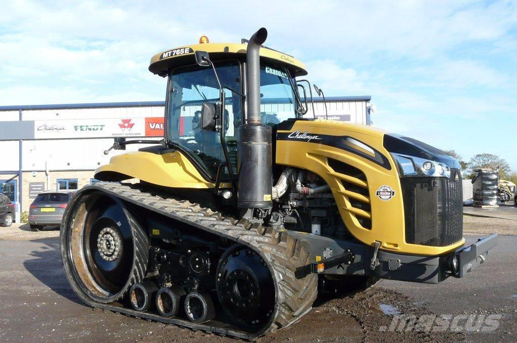 Tractor Front Track : Used challenger mt e tractors year price
