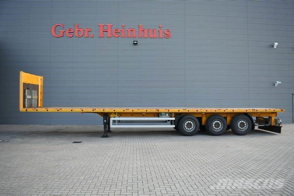 Goldhofer ES-GE 3-SAL-45-NA Liftaxle!