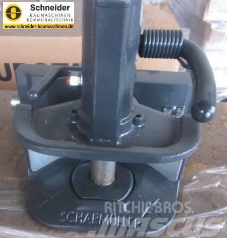 Scharmüller Zugmaul 31mm Auto W270