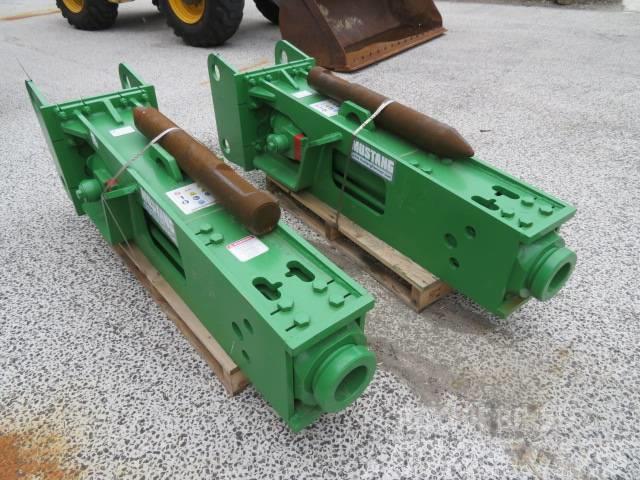 Hammer / Mustang BRH501 Machine weight 16 - 25 ton