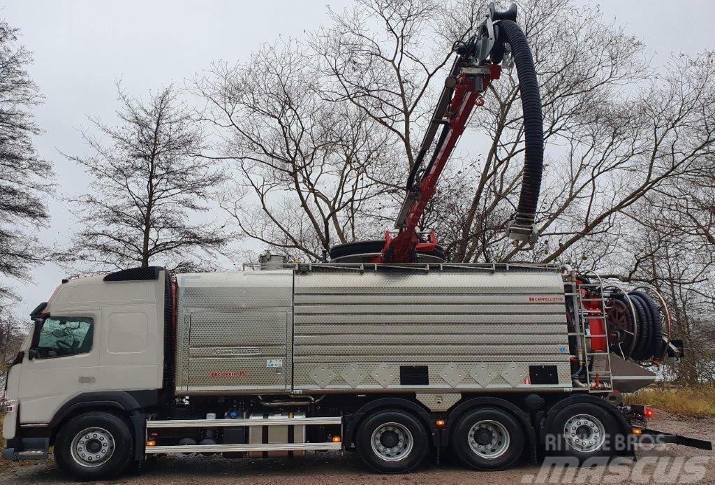Volvo FM460 NTM Cappellotto