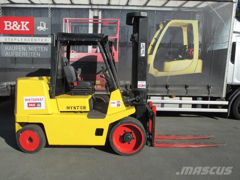Hyster S 7.00 XL